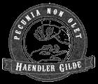 """Die Haendler-Gilde """"Pecunia non Olet"""""""