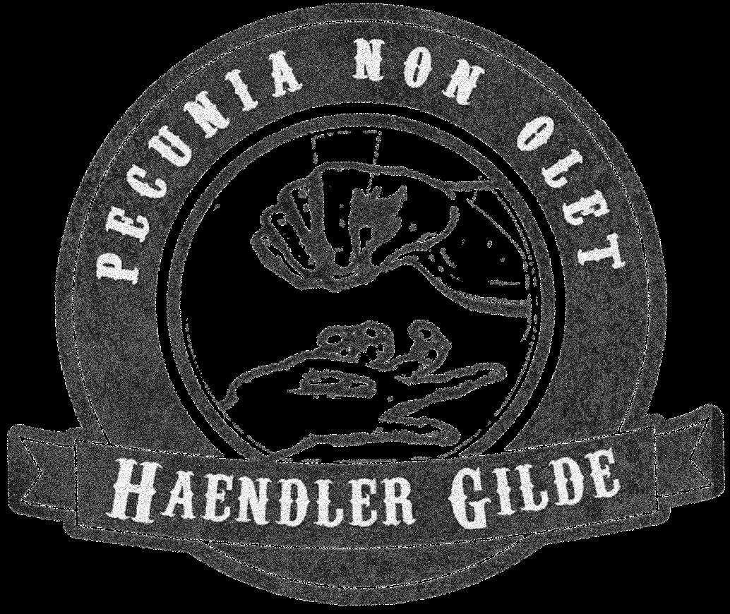 Haendler-Gilde Pecunia non olet